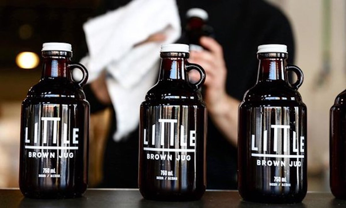 Little Brown Jug Brewing Is Hiring