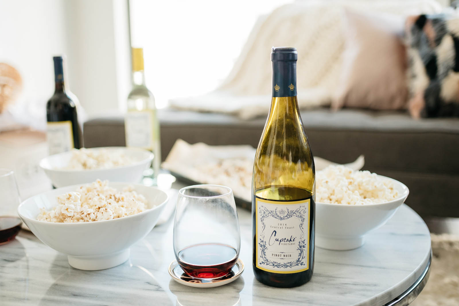 popcorn-wine-snacks