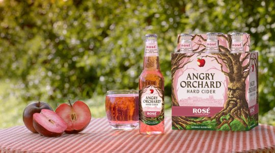 Angry Orchard Rosé Cider | Just Wine
