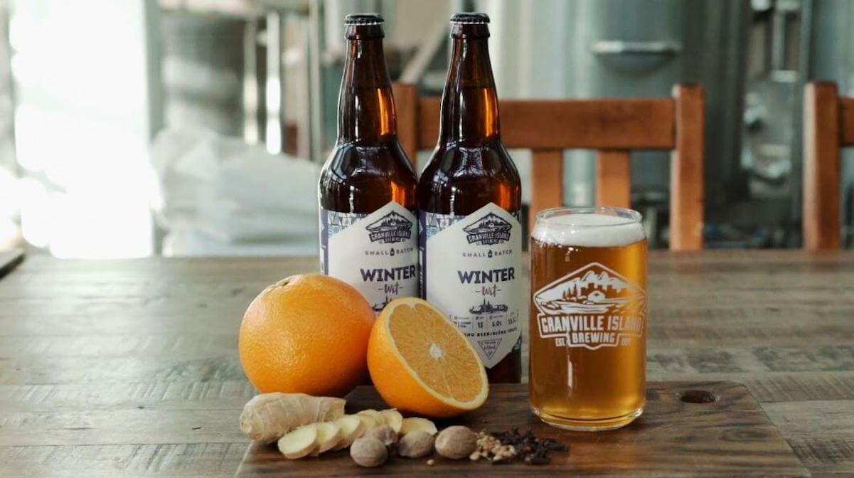 Get To Know The Winter Wit By Granville Island Brewing