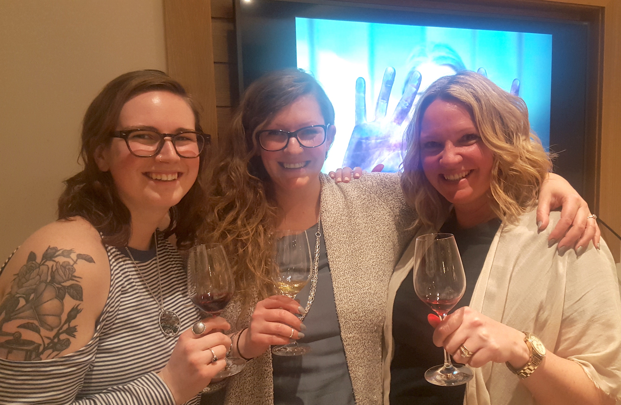 women in wine, the future is female