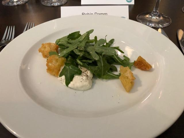 salad and Viognier, food & wine, pairing, big taste foodie festival
