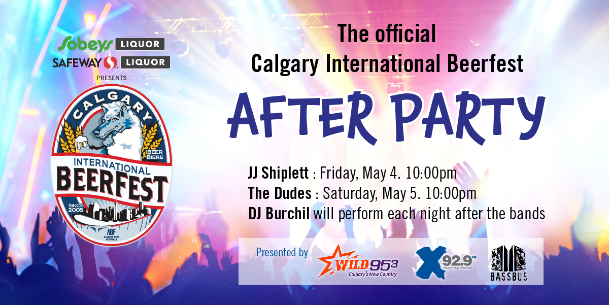 Calgary International Beerfest After Party 2018