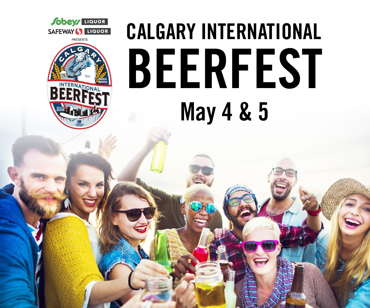 EVENT: Calgary International Beerfest 2018
