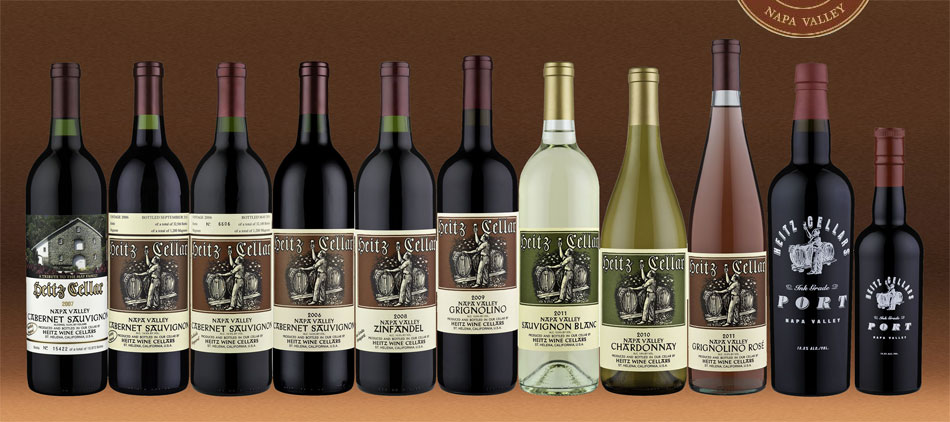 SOLD: Heitz Cellar Winery is Sold to Arkansas Billionaire for Undisclosed Amount |