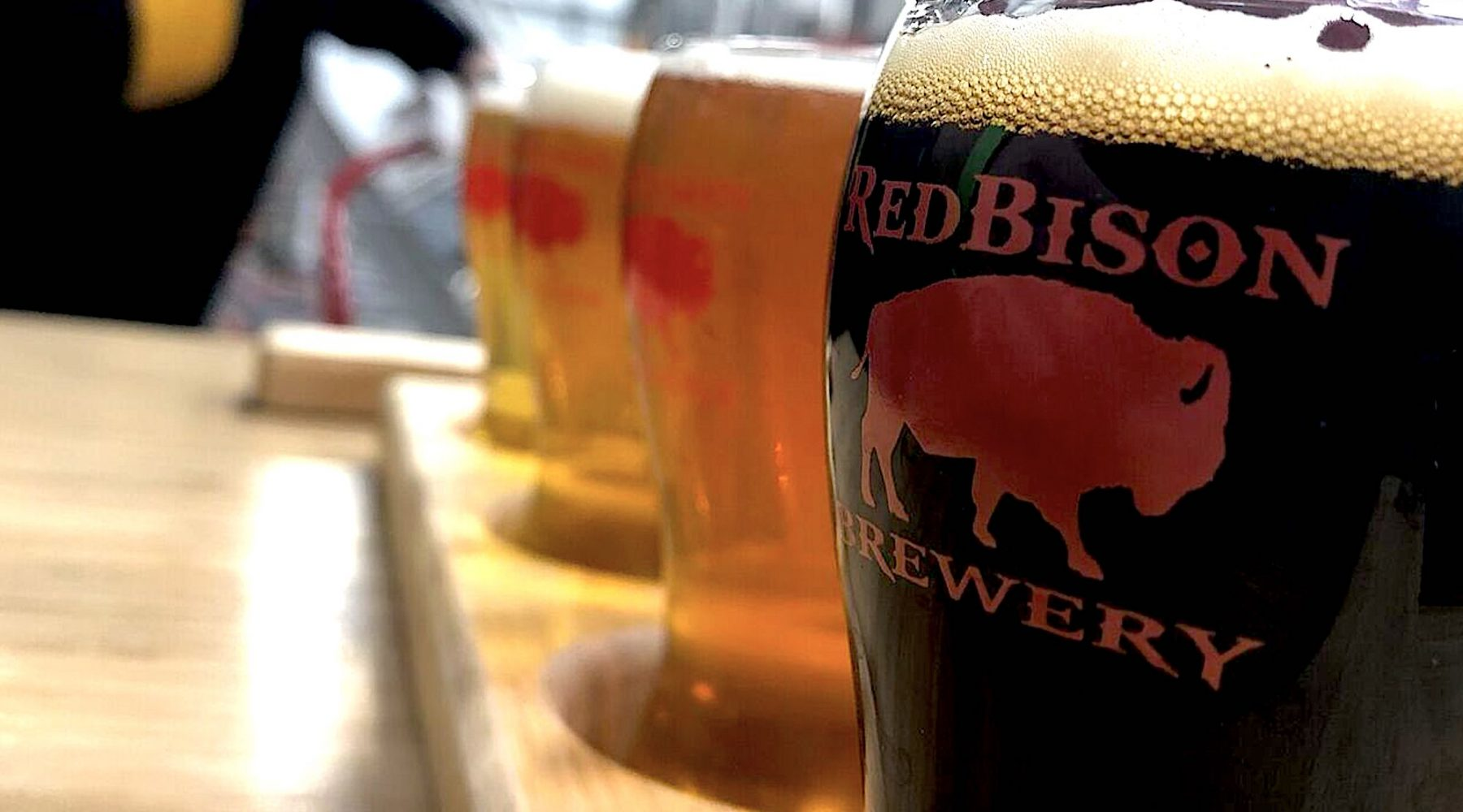 A Tour of Red Bison Brewery in Calgary, Alberta