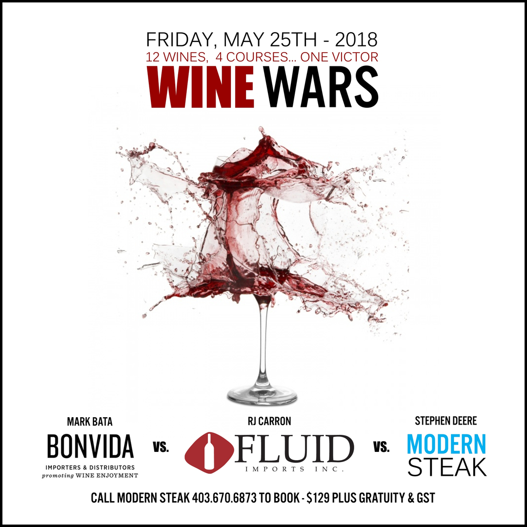 BonVida Wines. Wine Battle. Mark Bata, importer,