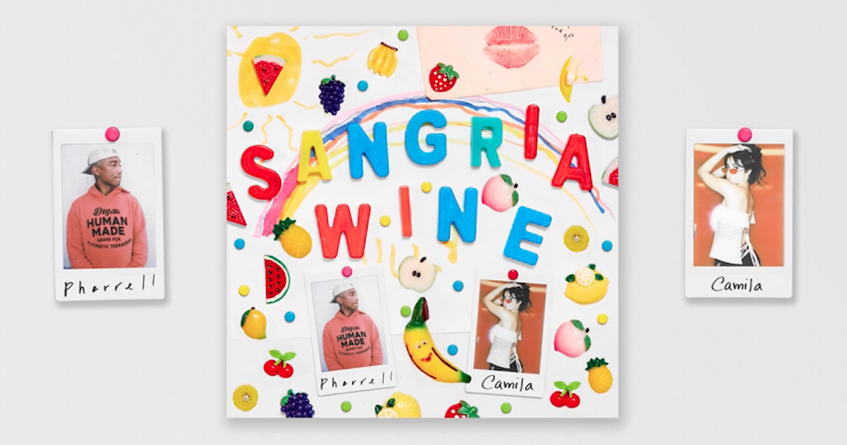 VIDEO: Sangria Wine by Camila Cabello and Pharrell Williams |