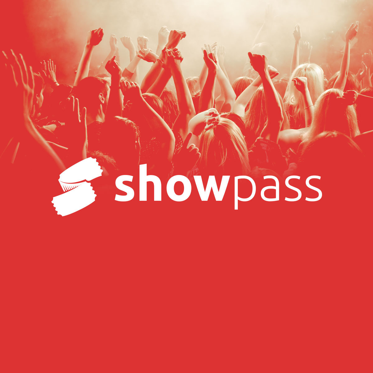 show pass logo. showpass for event tickets