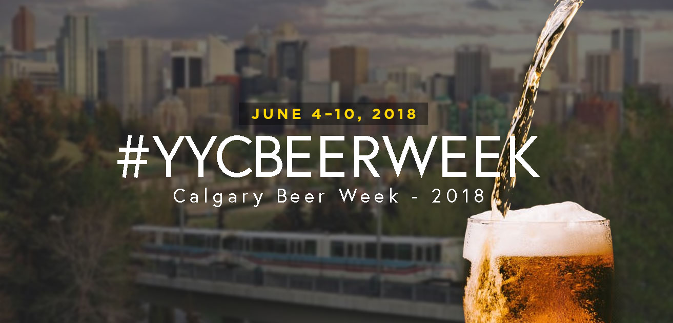 PRESS RELEASE: JustBeer is the Official App of YYCBeerWeek 2018