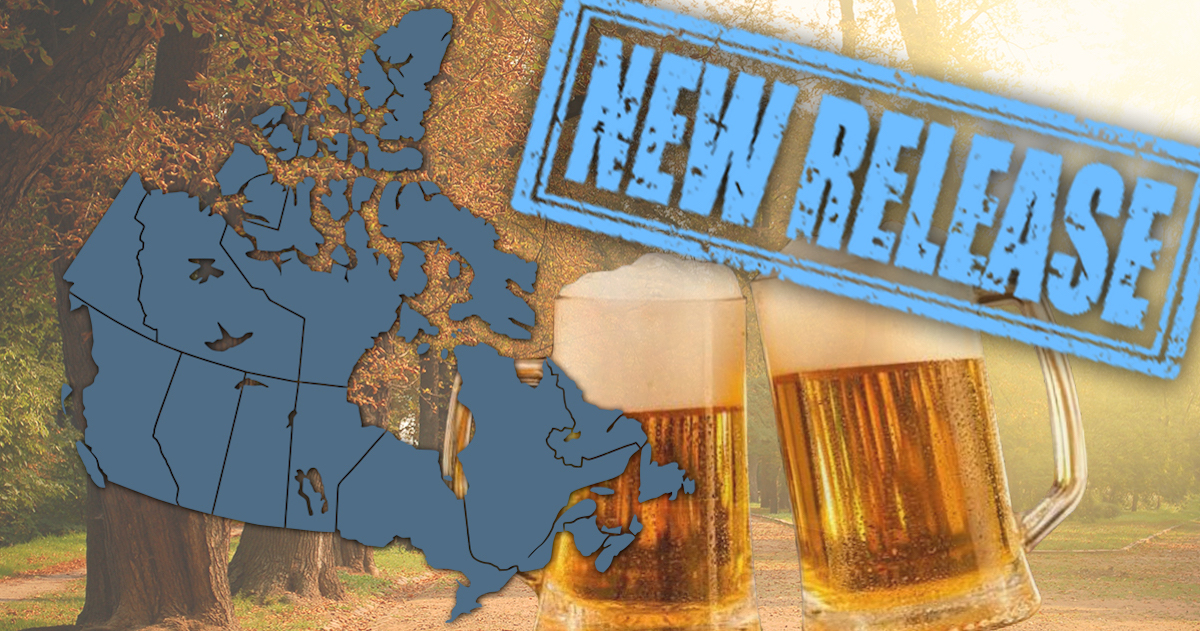 2018 Canadian Fall Beer Releases: A Guide and Directory