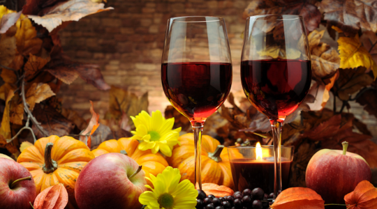 Fall Food Wine Pairings: How to Pair Wine with Autumn Comfort Foods | Just Wine