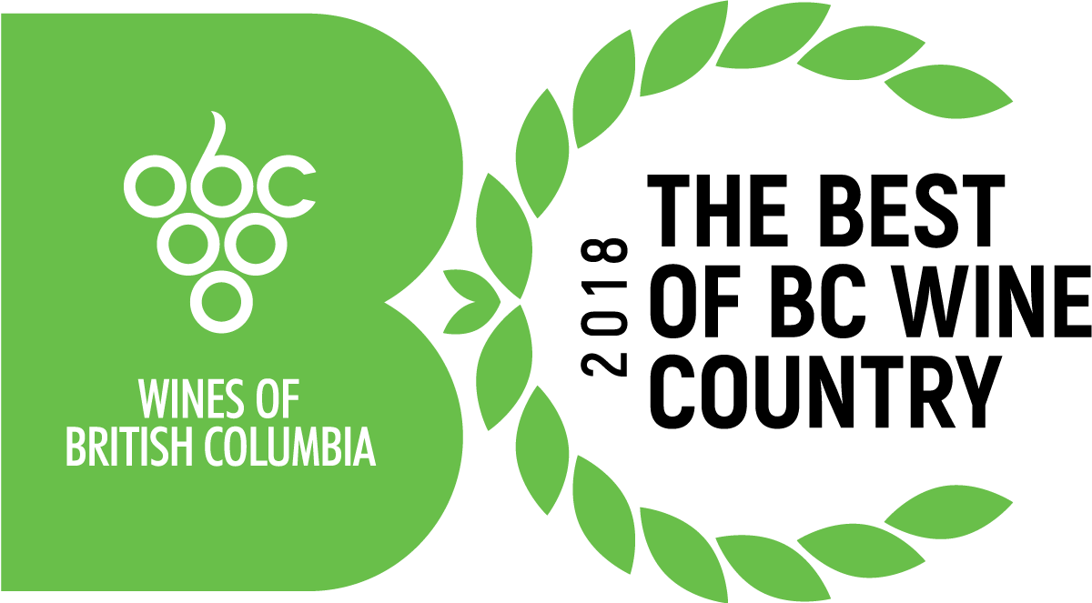 2018 BC Wine Country Award Winners Announced  | Just Wine