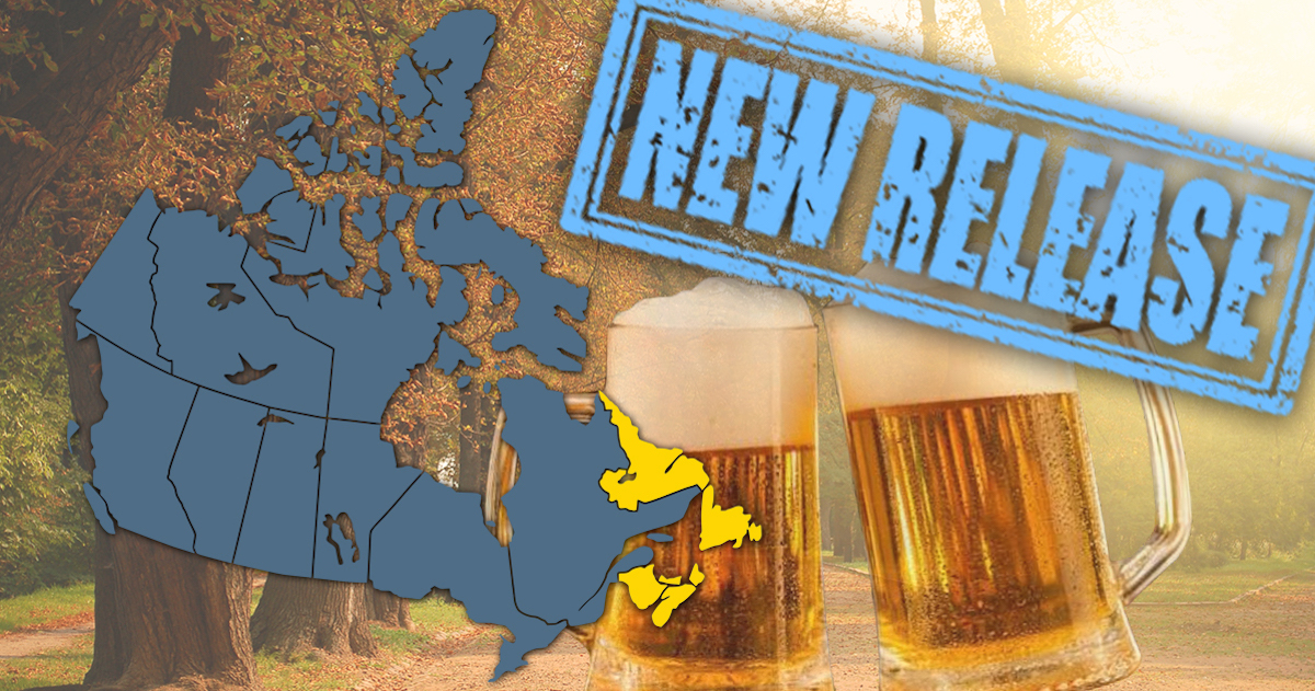 2018 Fall Beer Releases of Eastern Canada