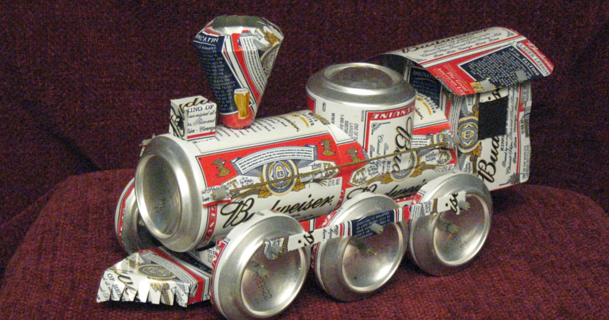 12 Amazing Pieces of Beer Art Made For Beer Lovers