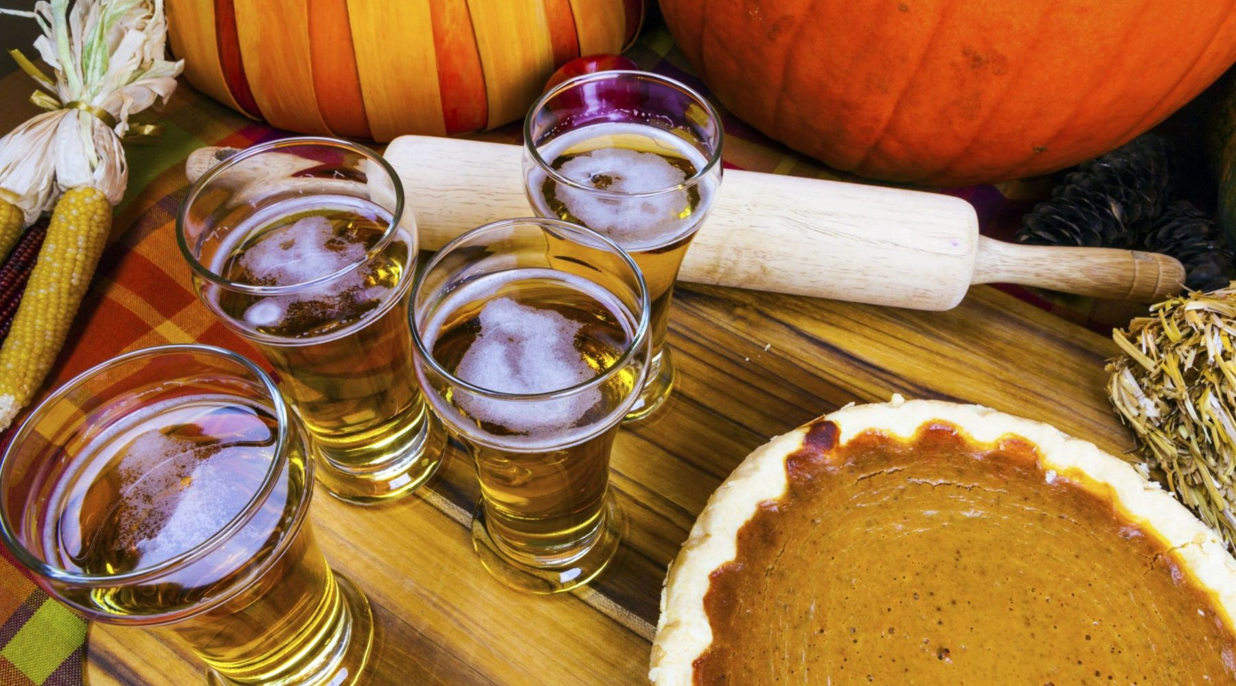 The Best Beer Pairings for Thanksgiving Dinner