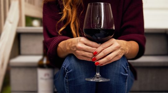 6 Cozy Sweaters Paired with the Best Fall Wines | Just Wine
