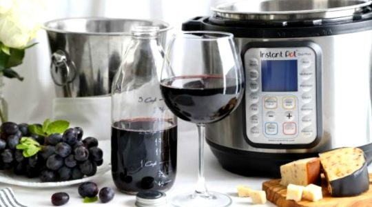 Instant Pot Wine: A Recipe for Disaster or The Best Idea Ever? | Just Wine