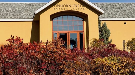 Must See BC: Tinhorn Creek Vineyards — A Winery Rooted in the South Okanagan Valley | Just Wine