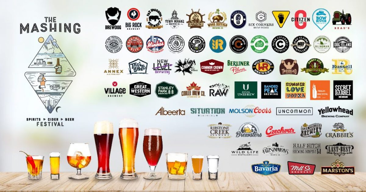 An Alberta Beer Festivals Production: The MASHING – Calgary Event