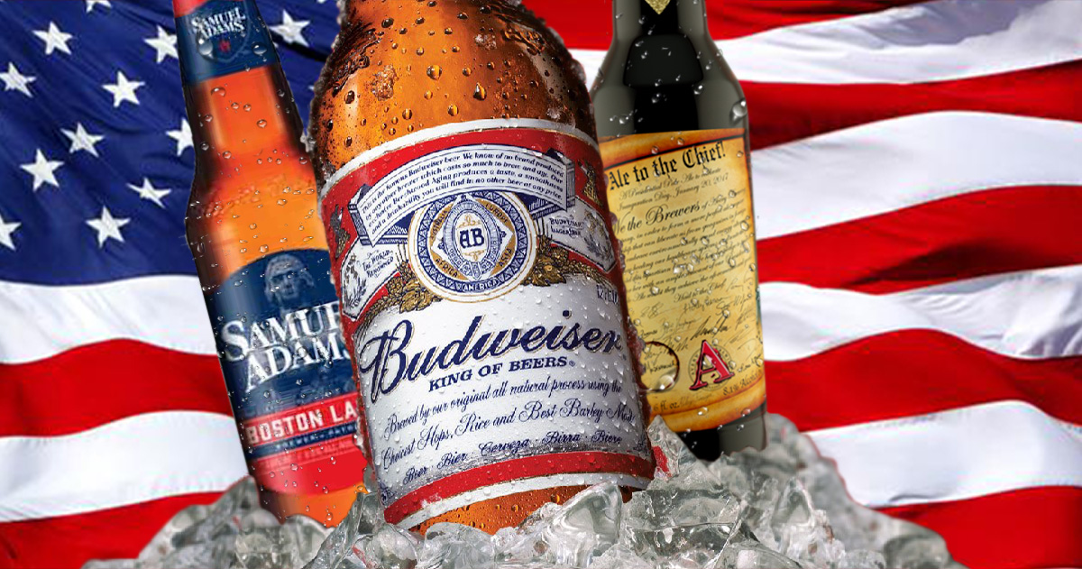 Top 10 Patriotic Beers to Drink on American Beer Day