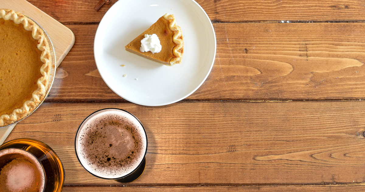 The Best Beer Pairings For Traditional American Thanksgiving Dishes