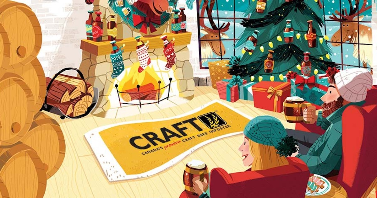 The 2019 Craft BeerAdvent Calendar is the Perfect Holiday Gift