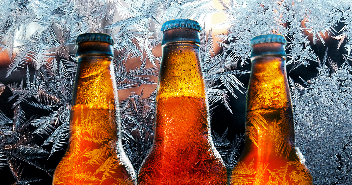 Does Beer Freeze? At What Temperature Does Beer Freeze?