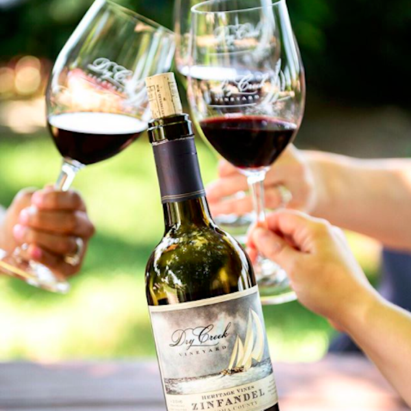 best wines for international zinfandel day, Sonoma