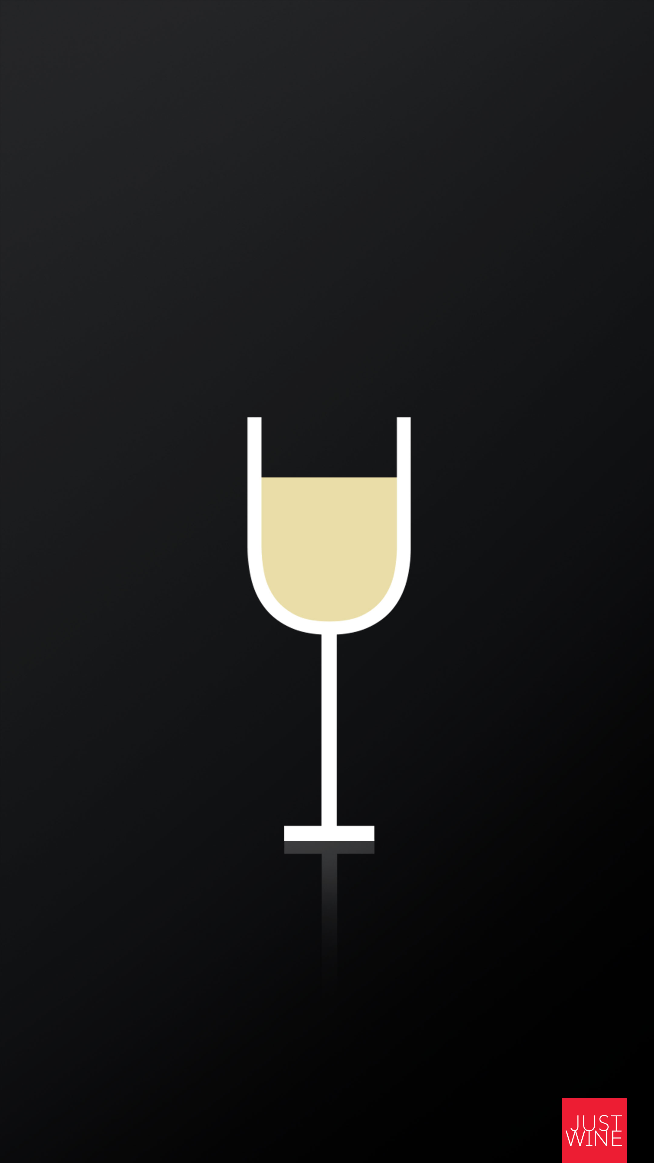 just-wine-mobile-wallpaper-background-iphone-white