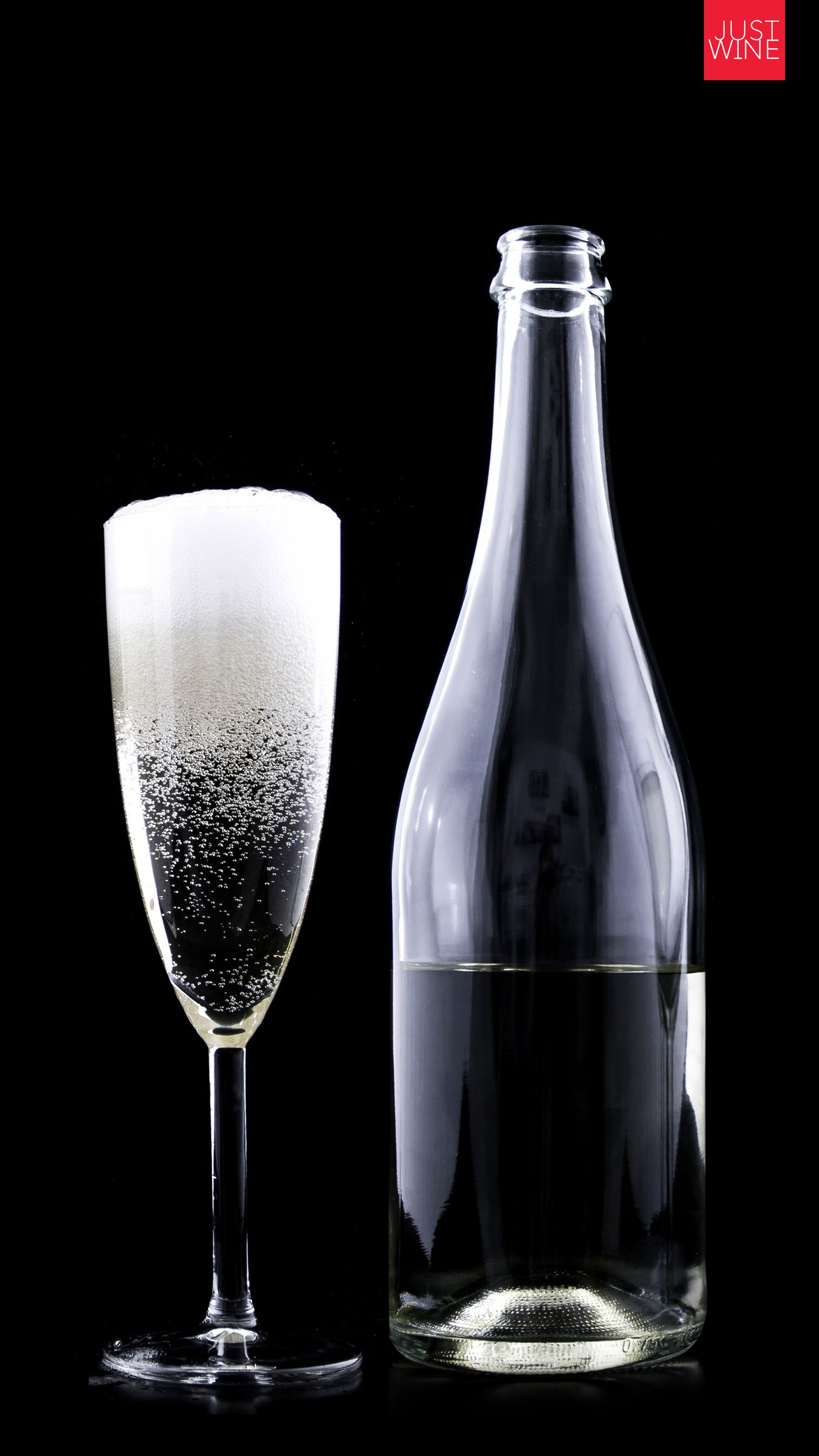 just-wine-mobile-wallpaper-champagne-background