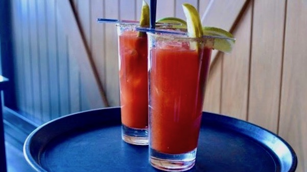 hangover cure, hangovers, caesar, Bloody Mary, drink