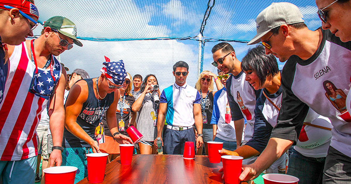Flip Cup Drinking Game – What is it and what are the rules?
