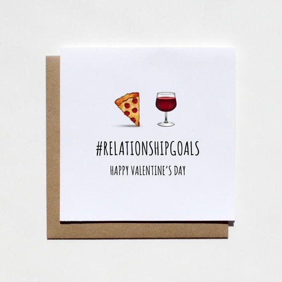 valentine's day cards for wine people