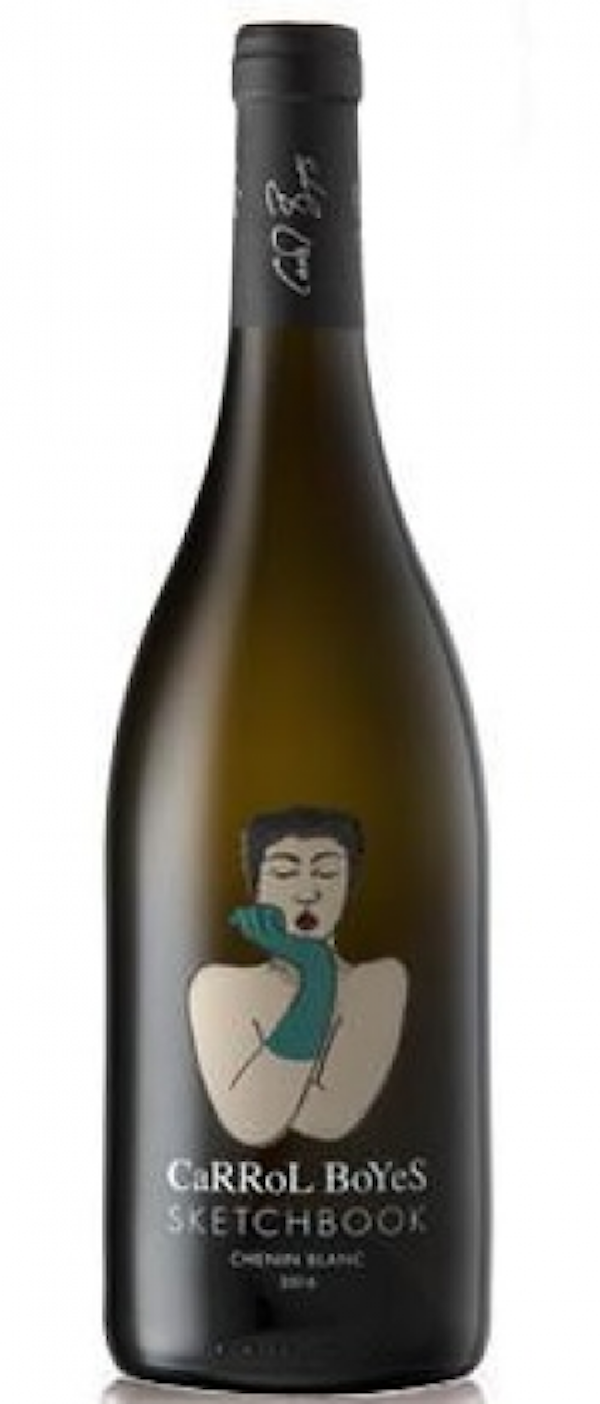 20 wines under $20, Carrol Boyes Sketchbook Chenin Blanc, South Africa