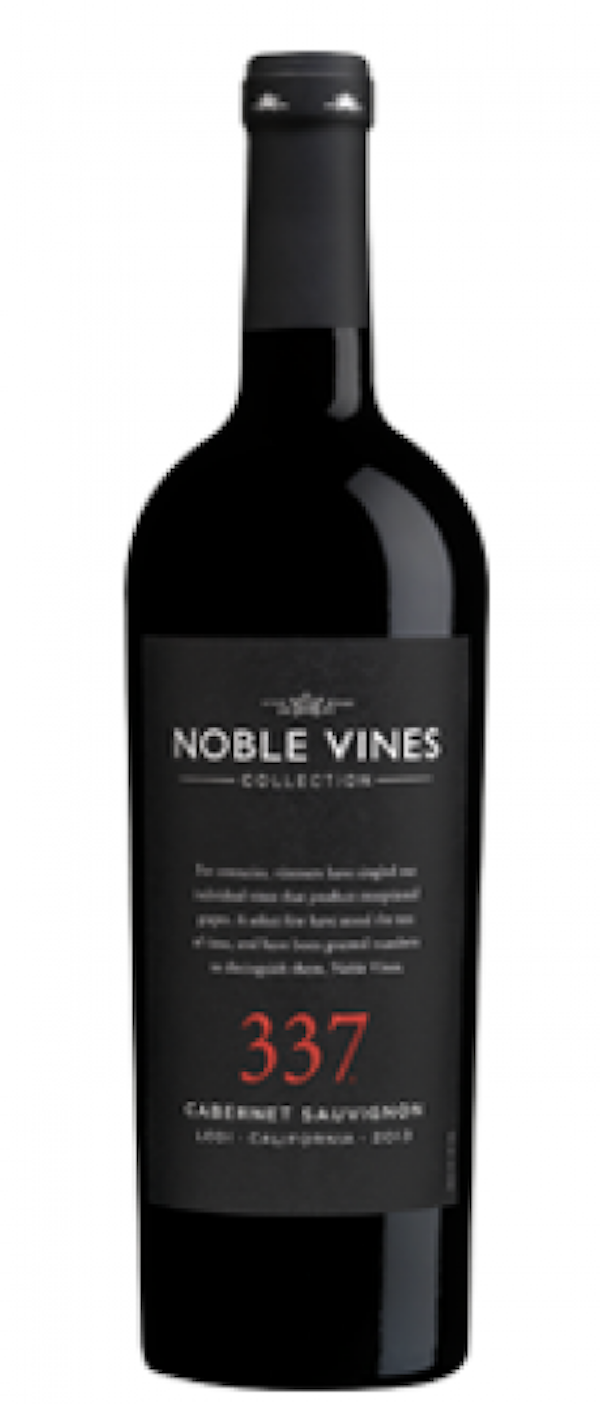 20 wines under $20, Noble Vines 337 Cabernet Sauvignon, Lodi California, Select Wines