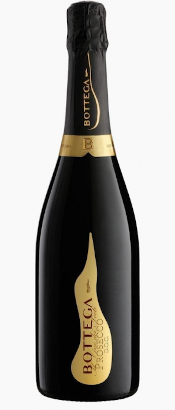 20 wines under $20, Bottega Prosecco, Italy, Stile Brands