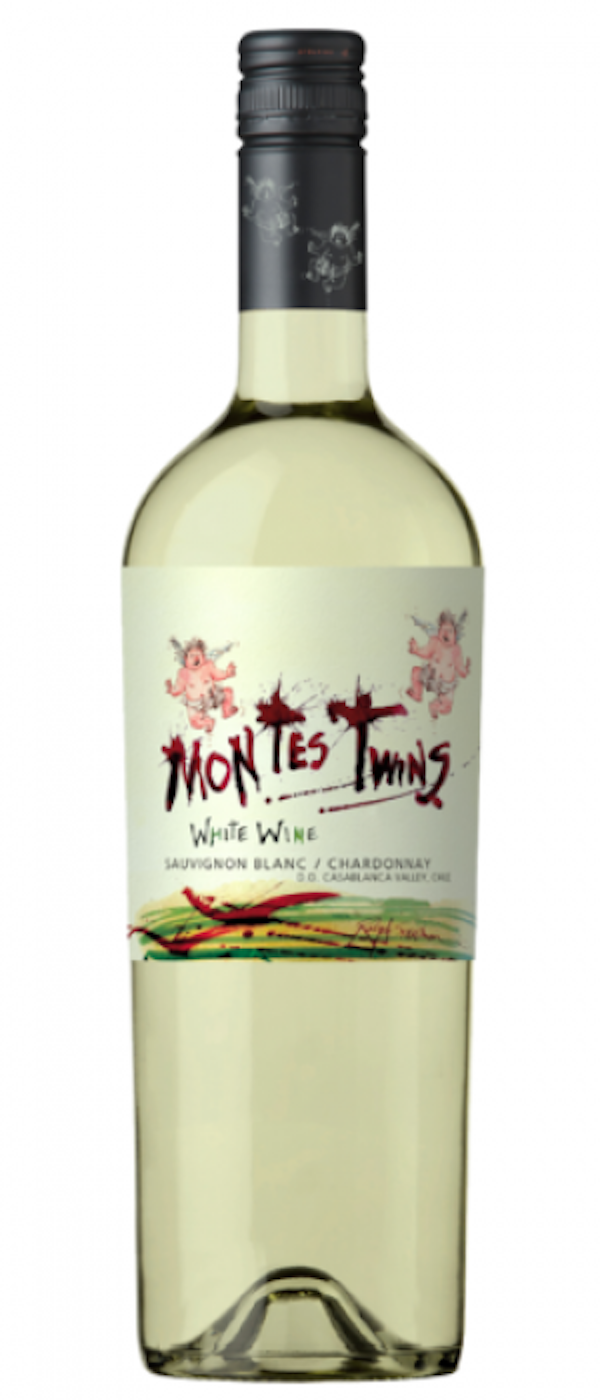 20 Wines Under $20, Montes Twins White Blend, Chile, Trialto