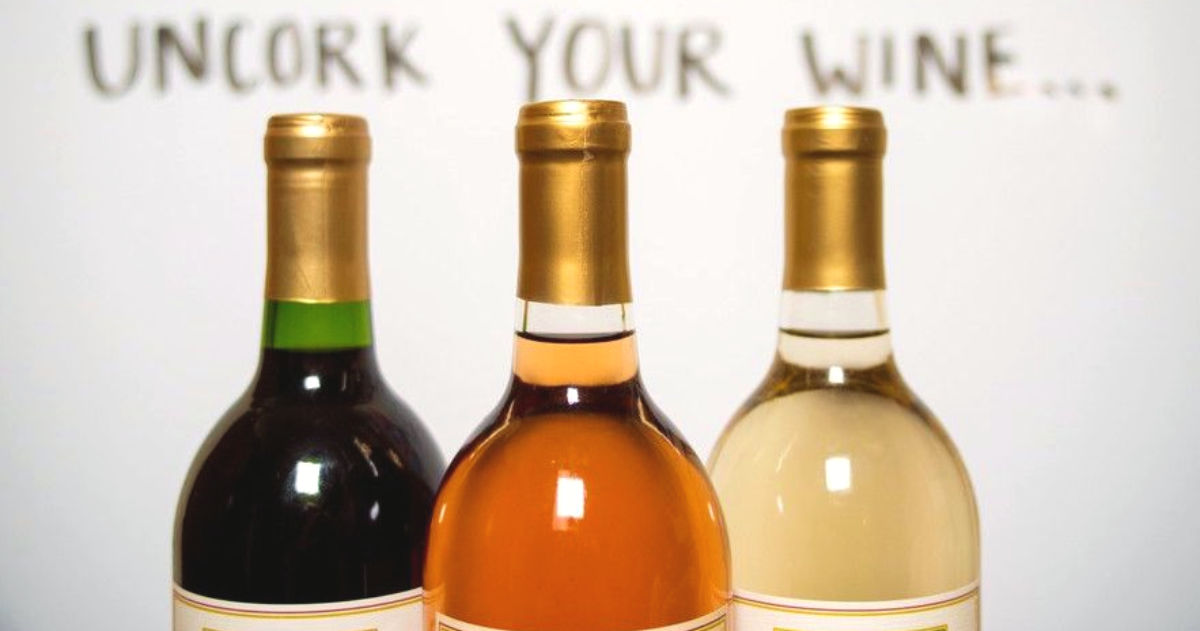 5 Ways To Open A Bottle Of Wine Without A Corkscrew |