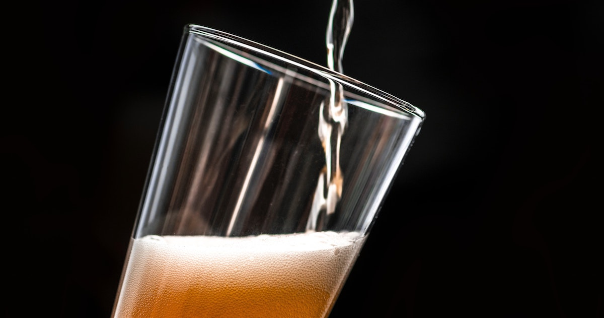 You Should Be Drinking Your Beer From A Glass And Here's Why