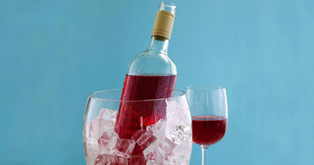 Wine Hacks: How To Chill Wine & Keep it Cold |
