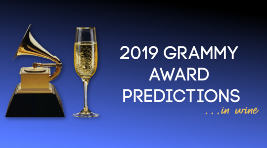 2019 Grammy Awards: Winner Predictions (In Wine) | Just Wine