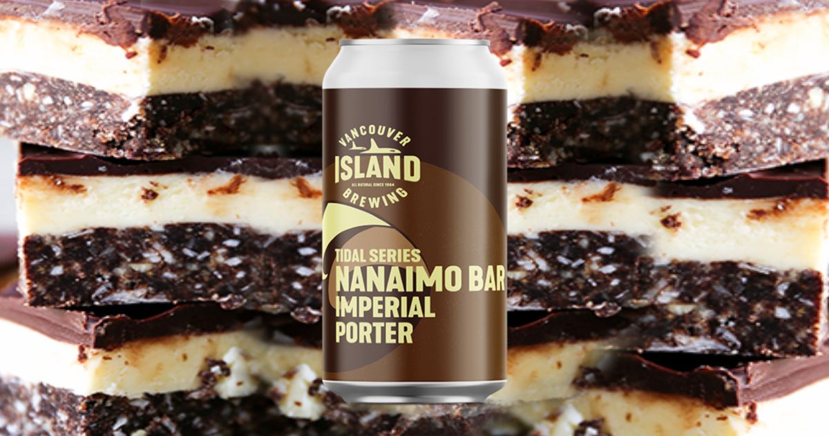 You Need To Try This New Nanaimo Bar Flavoured Beer