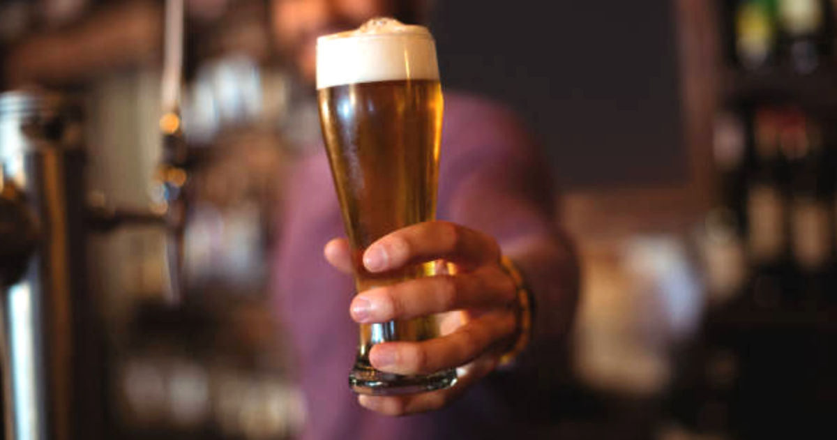 You Can Now Send a Pint of Beer Directly to Your Friends With PintSender