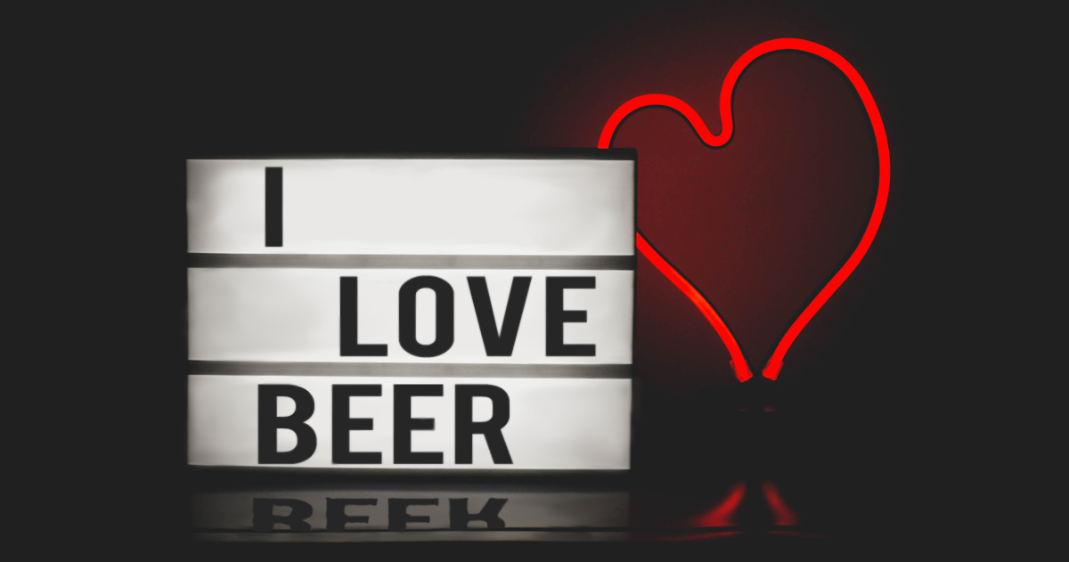 14 Funny Valentine's Day Cards To Give To Someone Who Loves Beer