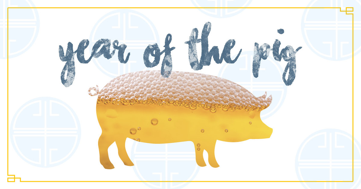 10 Beers to Drink on Chinese New Year: Year Of The Pig