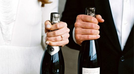 The Ultimate Guide to Choosing Wine For Your Wedding | Just Wine