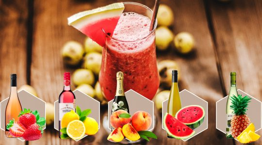 5 Wine Slushie Recipes for the Summer | Just Wine