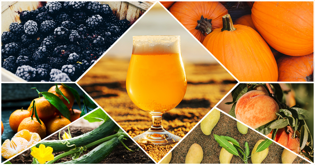 What is a Fruit or Vegetable Beer?
