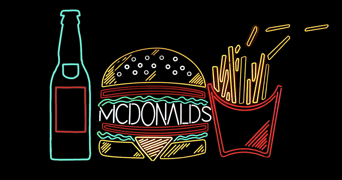 The Best Beer Pairings for Your Favourite Fast Food Orders